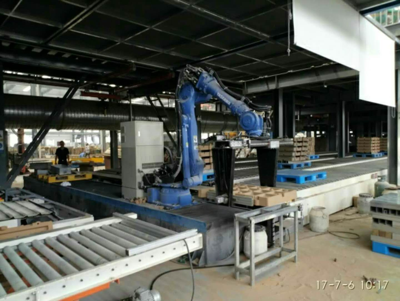 机器人重力搬运